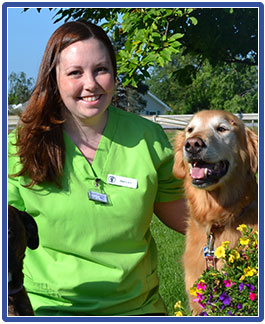Staci Finn, Licensed Veterinary Technician